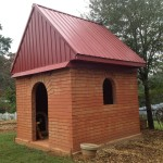 Test build (prayer chapel) at FBC Jefferson, GA