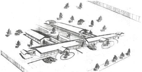 Plans for the 1000-Student School in Bomi County