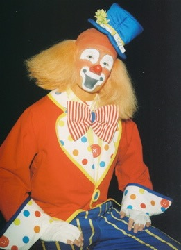 Coulrophobia Has Me in a Tizzy