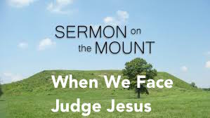 When We Face Judge Jesus