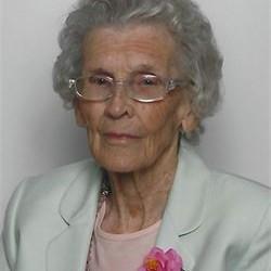 The Eulogy of Mildred Horne 1914-2018