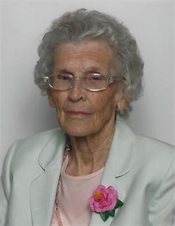 The Eulogy of Mildred Horne 1914-2018