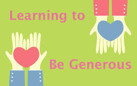 Learning Generosity in the Midst of Grief