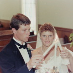 We've been married 30 years