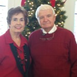Rev. Bob Penberton and his wife Evelyn