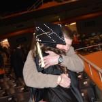 A hug from Ryan.