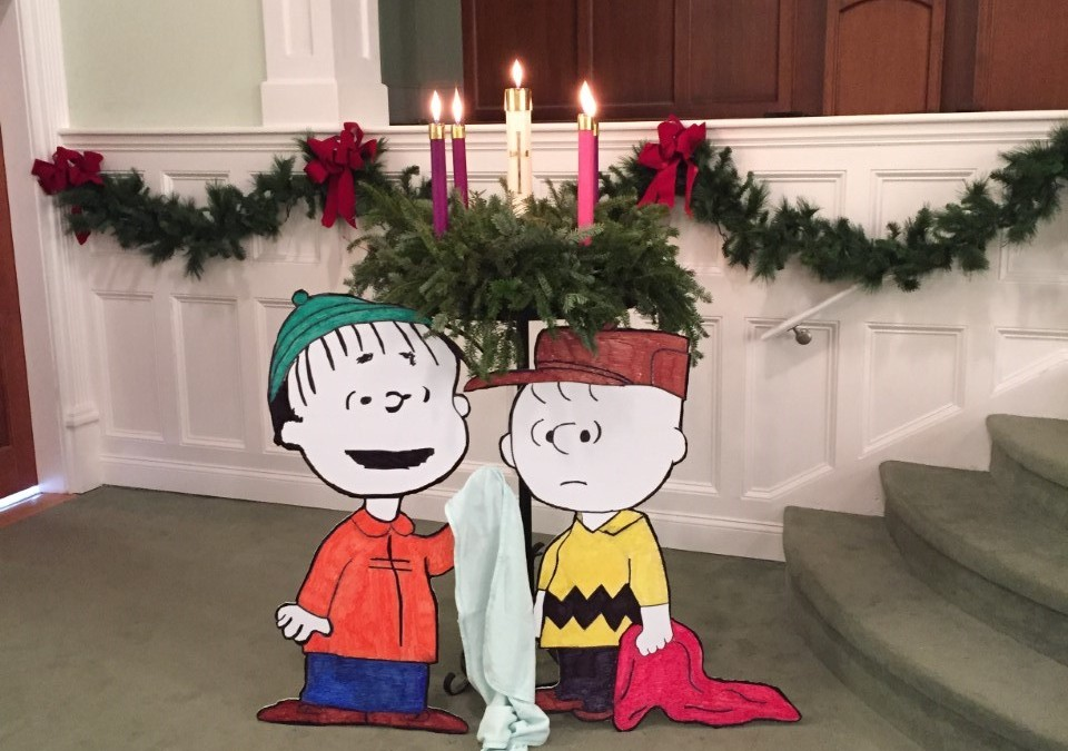 What Charlie Brown and Linus Teach Us About Christmas