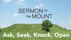 Ask, Seek, Knock, Open