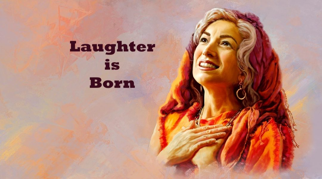 Laughter is Born