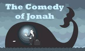 The Comedy of Jonah – The Absurdity of God