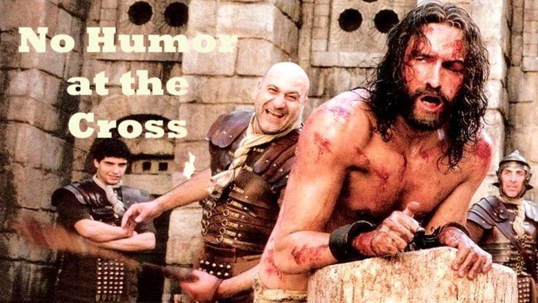 No Humor at the Cross