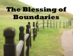 The Blessing of Boundaries