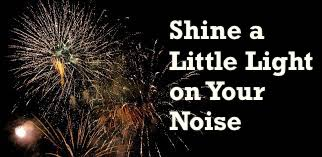 Shine a Light on Your Noise
