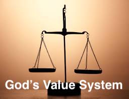 God's Value System