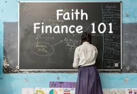 Faith Finance 101