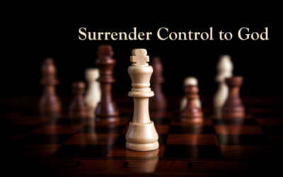 Surrender Control to God (Daniel)