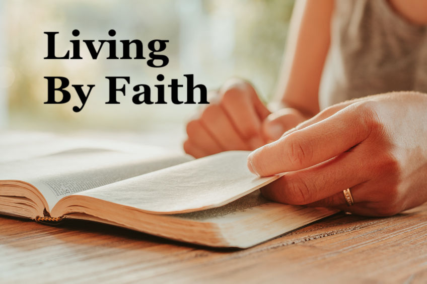 Living By Faith – All Saints Sunday