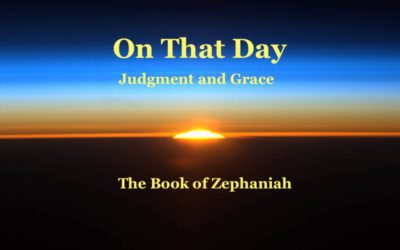 On That Day – Judgment and Grace