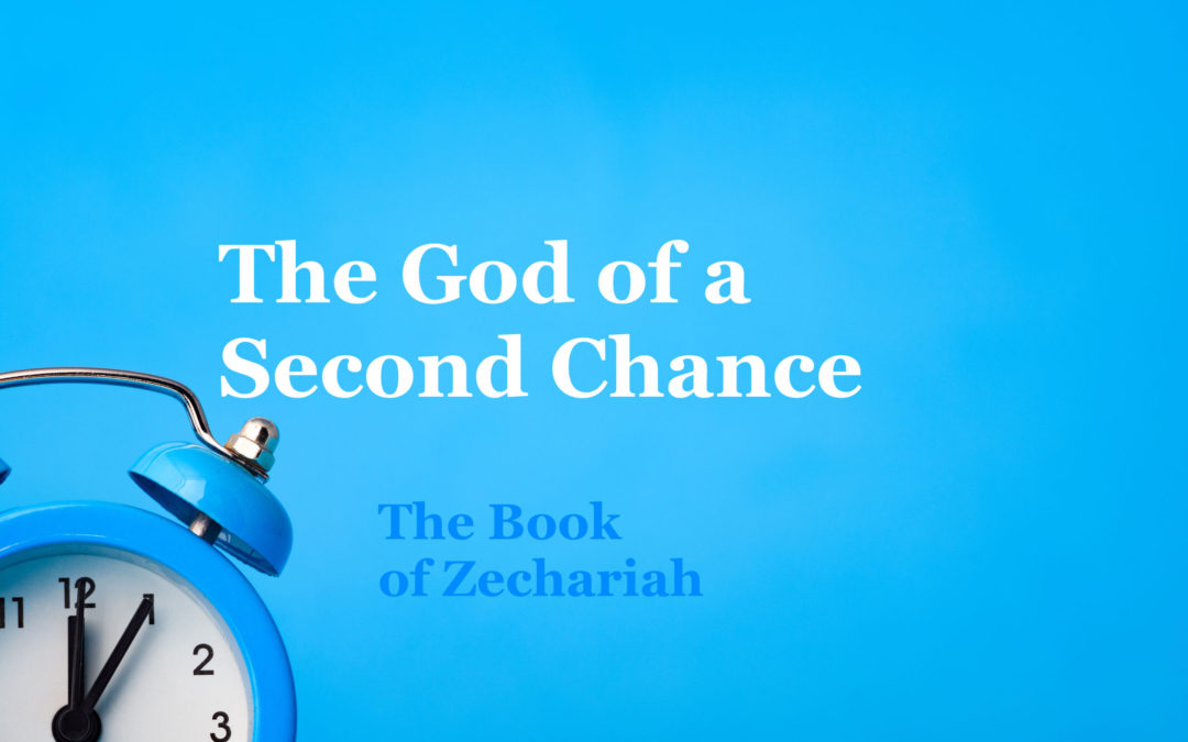 The God of a Second Chance